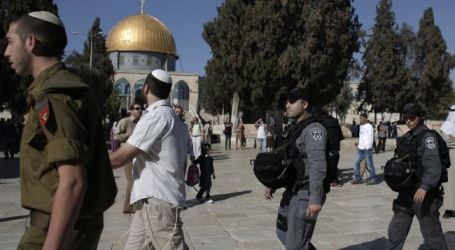 ISRAELI CLOSURE OF AL-AQSA DECLARATION OF WAR: ABBAS