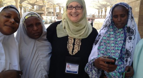 A JOURNEY OF JOY: AN AMERICAN CONVERT'S FIRST HAJJ