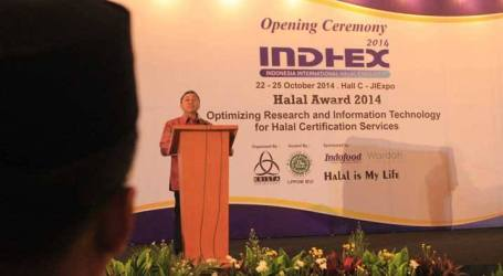 MPR CHAIRMAN: INDONESIA MUST BE PIONEER FOR HALAL PRODUCTS