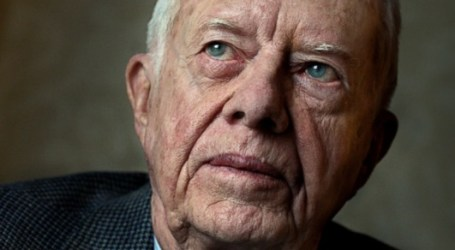 FROM JIMMY CARTER, A REBUKE TO EGYPT