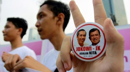 WORLD LEADERS ATTEND INDONESIAN ELECTED PRESIDENT INAUGURATION