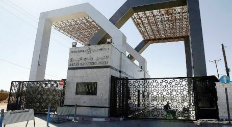 HAMAS: SINAI BUFFER ZONE REINFORCES SIEGE
