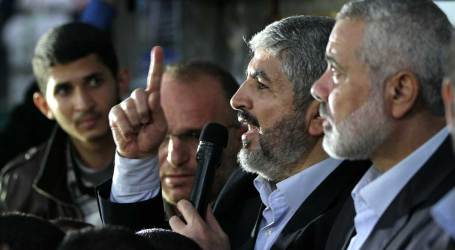 HAMAS CALLS ON ARABS TO ACT TO PROTECT AL-AQSA