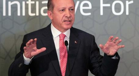ERDOGAN: THE WORLD IS IGNORING THE DEATH OF THOUSANDS IN PALESTINE, SYRIA AND EGYPT