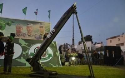 ISRAEL ACCUSES HAMAS INTENSIFING MISSILES TEST