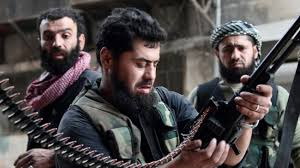 SYRIA MILITANTS RECEIVING MEDICAL CARE IN ISRAEL : REPORT