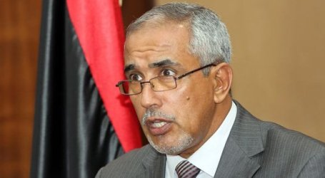 LIBYAN PM : ONLY ELECTIONS WILL BRING THE COUNTRY SECURITY