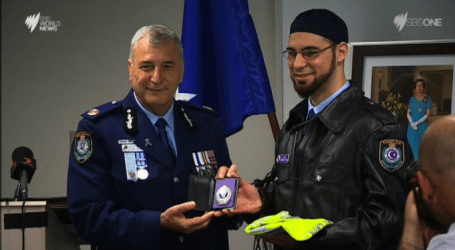 MUSLIM SCHOLARS APPOINTED POLICE CHAPLAIN  IN AUSTRALIA