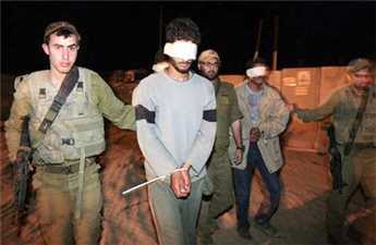 ISRAELI FORCES DETAIN 19 IN WEST BANK ARREST RAIDS