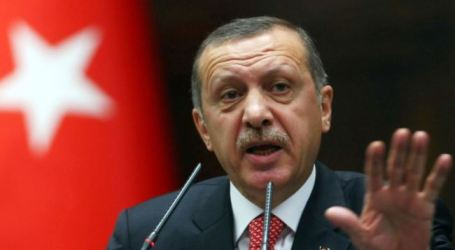 ERDOGAN WELCOMES 'CALL ON TERROR GROUP TO DISARM'