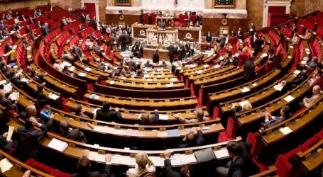 FRENCH LAWMAKERS VOTE FOR RECOGNIZING PALESTINIAN STATE
