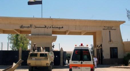 EGYPT TO REOPEN RAFAH CROSSING FOR GAZANS