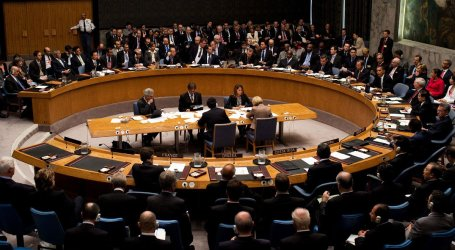 ARAB FOREIGN MINISTERS BACK PALESTINIAN SECURITY COUNCIL BID