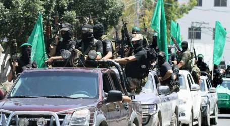HAMAS CONDEMNS ACCUSATIONS OF INVOLVEMENT IN JANUARY 2011 JAILBREAK IN EGYPT