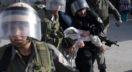 308.000 PALESTINIANS DETAINED BY ISRAEL SINCE THE FIRST INTIFADA