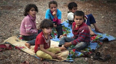 UN WORLD FOOD PROGRAMME TO SUSPEND FOOD AID TO 1.7 MILLION SYRIAN REFUGEES