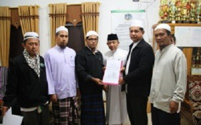 INDONESIA AL-FATAH SIGN COOPERATION WITH THAILAND ISLAMIC COUNCIL