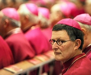 GERMAN CHURCH LEADERS DECRY ANTI-ISLAMIZATION MOVEMENT PEGIDA