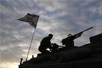 ISRAELI TROOPS OPEN FIRE AT PALESTINIAN FARMERS ACROSS GAZA BORDER