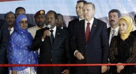 ERDOGAN VISITS SOMALIA