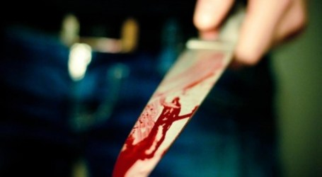 MUSLIM STABBED TO DEATH IN FRONT OF HIS WIFE IN FRENCH