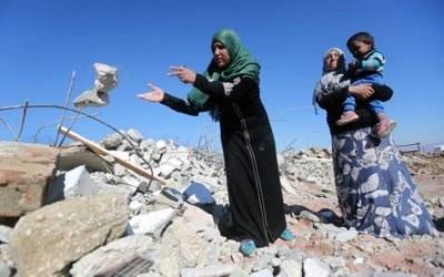 INDISCRIMINATE PALESTINIAN HOME DEMOLITIONS CONTINUE IN JERUSALEM