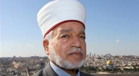 GRAND MUFTI DENOUNCES FRENCH MAGAZINE'S CARICATURE OF PROPHET MOHAMMAD