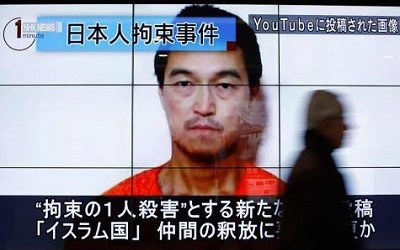 ABE 'SPEECHLESS' AFTER VIDEO CLAIMS HOSTAGE DEAD