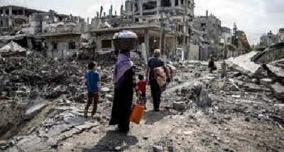 ISRAEL FAILED TO MINIMISE GAZA CIVILIAN DEATHS