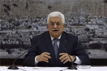 ABBAS VOWS TO MAINTAIN ORDER AFTER FATAH OFFICIAL STABBED