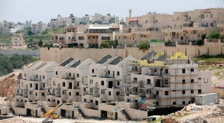ISRAEL PLANS TO BUILD 63,000 HOUSING UNITS IN O. JERUSALEM, WEST BANK