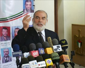 BAHAR: ELECIONS THE SOLE SOLUTION TO INTERNAL PALESTINIAN CRISIS