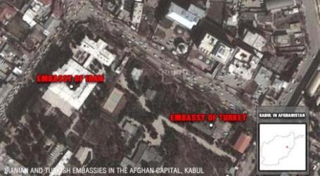 BOMB EXPLODES NEAR IRAN EMBASSY IN AFGHAN CAPITAL: PRESS TV