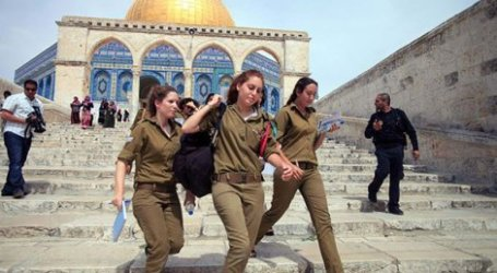 ISRAELI SECURITY CAMPAIGN TARGETING AL-AQSA DEFENDERS
