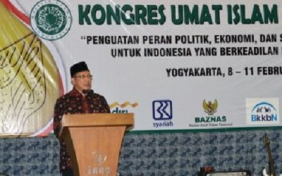 INDONESIAN MUSLIMS CONTRIBUTE TO WORLD CIVILIZATION