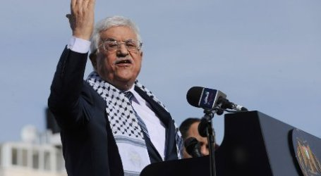 NO PEACE WITH ISRAEL WITHOUT AL-QUDS: ABBAS