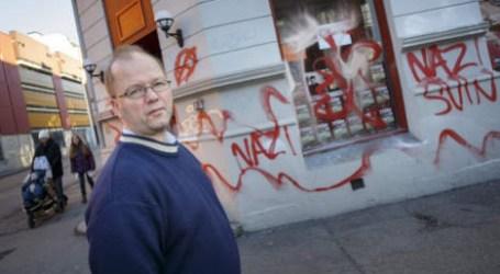 PEGIDA NORWAY LEADER REJECTS MUSLIMS' HELP