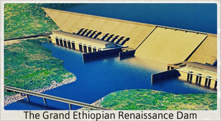 ETHIOPIAN RENAISSANCE DAM TO START STORING WATER IN JULY