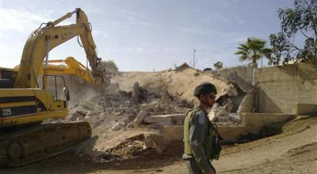 ISRAEL PM ORDERS DEMOLITION OF 400 PALESTINIAN HOMES