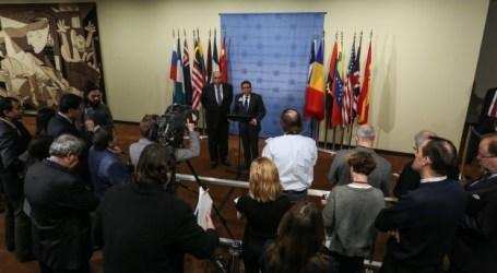 LIBYA GOVERNMENT ASKS UN TO LIFT ARMS EMBARGO