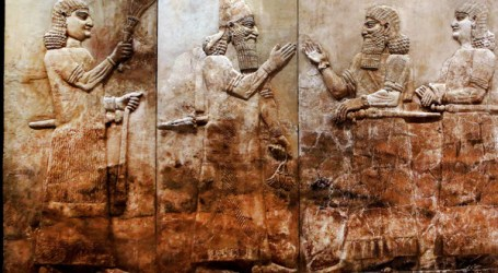 BAGHDAD MUSEUM REOPENS 12 YEARS AFTER LOOTING