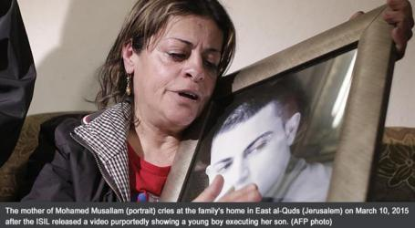 ISIS YOUNGSTER SHOOTS DEAD 'ISRAELI SPY': VIDEO
