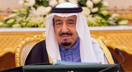 KING SALMAN: PALESTINIAN STATE TOPS SAUDI DEMANDS