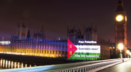 SYMPOSIUM ON PALESTINE SOON IN BRITISH HOUSE OF LORDS
