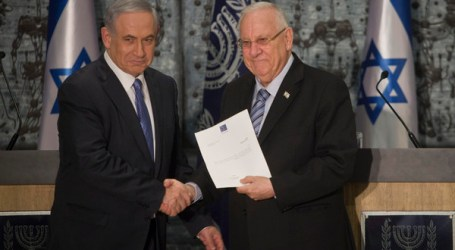 President Rivlin Points Netanyahu to Form Israeli Cabinet Again