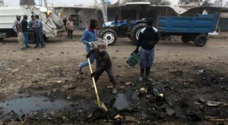 IRAQ VIOLENCE KILLS OVER 1,100 IN FEBRUARY: UN