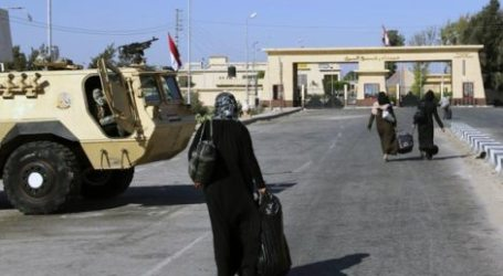 RAFAH CROSSING: A SOURCE OF CONTINUOUS AGONY FOR GAZANS