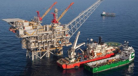 'ISRAEL' SELLS STOLEN PALESTINIAN GAS TO EGYPT