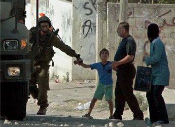 15-YEAR-OLD PALESTINIAN ENTERS 76TH DAY IN ISRAELI CUSTODY