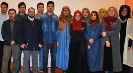 'ISLAM IS NOT TERROR RELIGION' SAY TURKISH STUDENTS